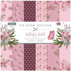 Paper Boutique - Butterfly Ballet 12x12 Paper Pad