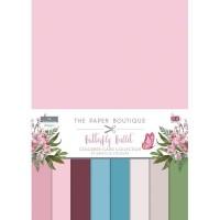 Paper Boutique - Butterfly Ballet Colour Card Collection