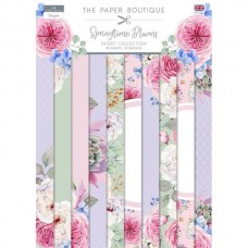 Paper Boutique Springtime Blooms Insert Collection