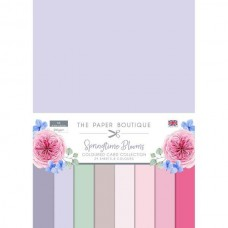 Paper Boutique Springtime Blooms Colour Card Collection