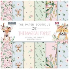 Paper Boutique Magical Forest 8x8 Paper Pad