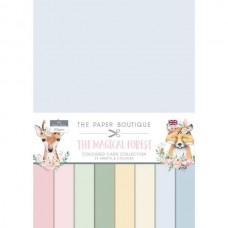 The Paper Boutique - Magical Forest Colour Card Collection