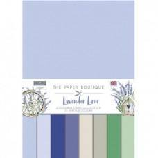 The Paper Boutique - Lavender Lane Colour Card Collection
