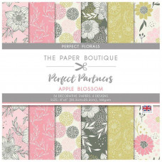 The Paper Boutique - Perfect Partners - Apple Blossom Florals