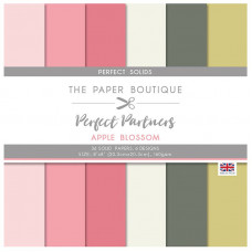 The Paper Boutique - Perfect Partners - Apple Blossom Solids