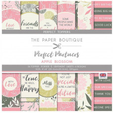 The Paper Boutique - Perfect Partners - Apple Blossom Toppers