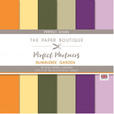 The Paper Boutique - Perfect Partners – Bumblebee Garden 8×8 Colours