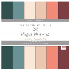 The Paper Boutique Perfect Partners – Moon Meadows 8×8 Solids