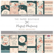 The Paper Boutique Perfect Partners – Moon Meadows 8×8 Toppers