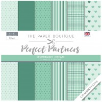 Paper Boutique - Perfect Partners - Peppermint Green Combinations