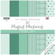 The Paper Boutique - Perfect Partners - Peppermint Green Combinations