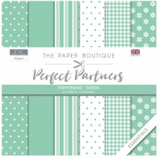 The Paper Boutique - Perfect Partners - Peppermint Cream Essentials