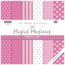 The Paper Boutique - Perfect Partners - Bubblegum Pink Essentials
