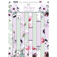 The Paper Boutique - Pretty Poppies Insert Collection