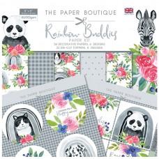 The Paper Boutique - Rainbow Buddies Paper Kit