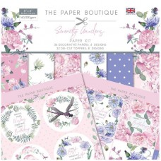 The Paper Boutique - Serenity Gardens Paper Kit