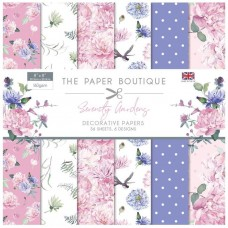 The Paper Boutique - Serenity Gardens 8x8 Paper Pad