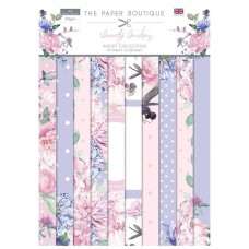 The Paper Boutique - Serenity Gardens Insert Collection