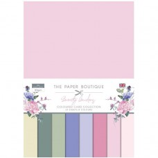 The Paper Boutique - Serenity Gardens Colour Card Collection