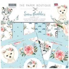 The Paper Boutique - Snow Buddies Paper Kit
