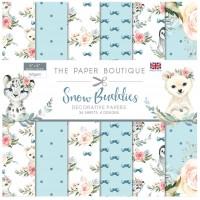 The Paper Boutique - Snow Buddies 8×8 Paper Pad