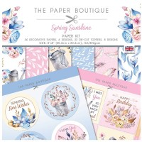 The Paper Boutique - Spring Sunshine - Bundle Deal