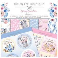 The Paper Boutique - Spring Sunshine - Bundle Deal