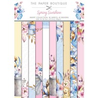The Paper Boutique - Spring Sunshine Insert Collection
