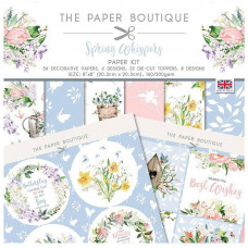 The Paper Boutique - Spring Whispers Paper Kit