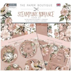 The Paper Boutique - Steampunk Romance Paper Kit