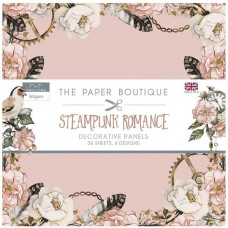 The Paper Boutique - Steampunk Romance 7x7 Panel Pad