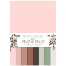 The Paper Boutique - Steampunk Romance Colour Card Collection