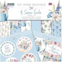 The Paper Boutique - Summer Garden Paper Kit