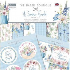 The Paper Boutique - Summer Garden Paper Kit