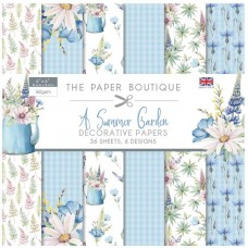 The Paper Boutique - Summer Garden 6x6 Paper Pad