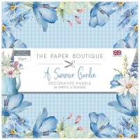 The Paper Boutique - Summer Garden 7x7 Panel Pad