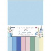The Paper Boutique - Summer Garden Colour Card Collection