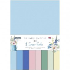 The Paper Boutique - Summer Garden Colour Card Collection