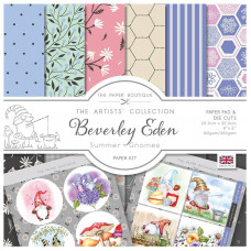 The Paper Boutique - Summer Gnomes Paper Kit