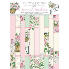 The Paper Boutique - Summer Sunshine Insert Collection