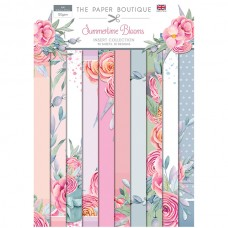 The Paper Boutique - Summertime Blooms - Insert Collection