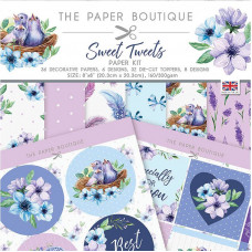 The Paper Boutique - Sweet Tweets Paper Kit