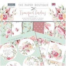 The Paper Boutique - Tranquil Gardens Paper Kit