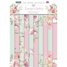 The Paper Boutique - Tranquil Gardens Insert Collection