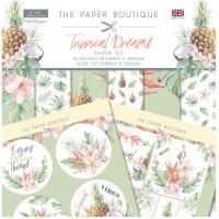 Paper Boutique - Tropical Dreams Paper Kit
