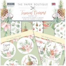 The Paper Boutique - Tropical Dreams Paper Kit