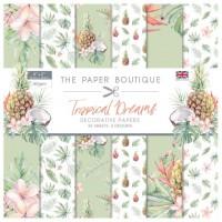 Paper Boutique - Tropical Dreams 8x8 Paper Pad
