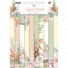 The Paper Boutique - Tropical Dreams Insert Collection