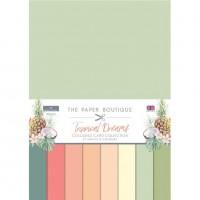 Paper Boutique - Tropical Dreams Colour Card Collection