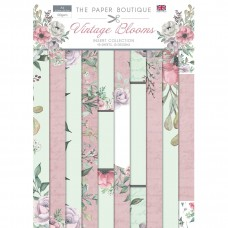 The Paper Boutique - Vintage Blooms - Insert Collection